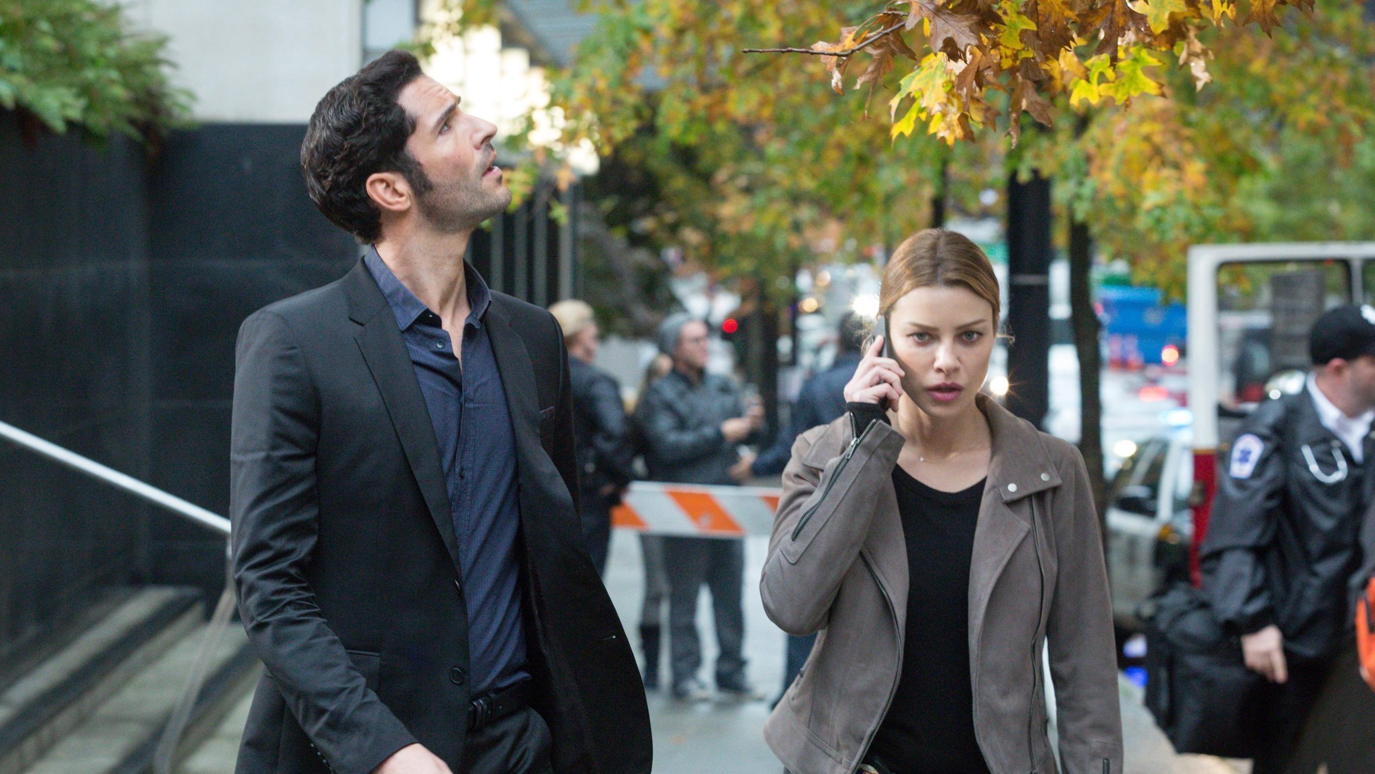 Lucifer Season 1 :Episode 8  Et Tu, Doctor?