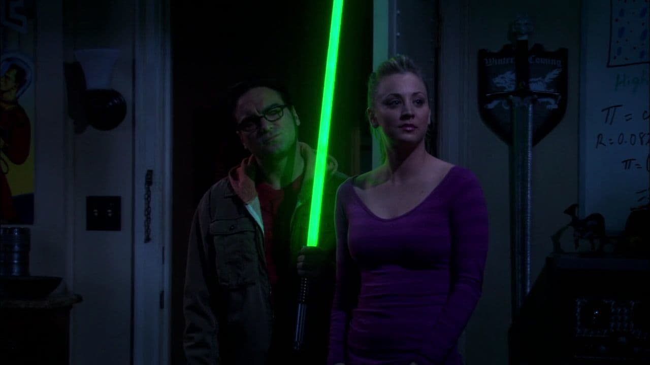 The Big Bang Theory Season 5 :Episode 15  The Friendship Contraction