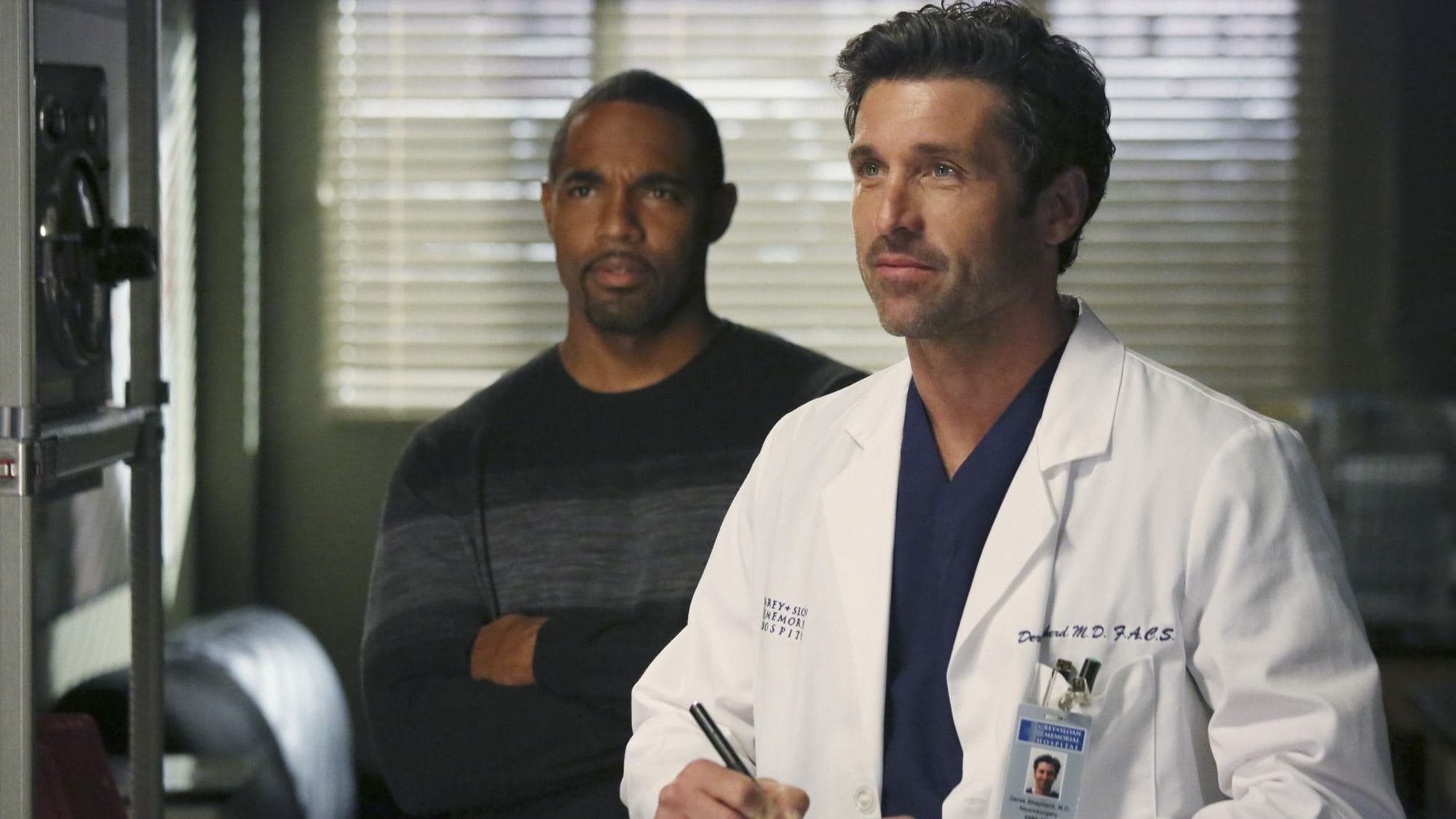 Grey's Anatomy Season 10 :Episode 7  Nervenkitzel