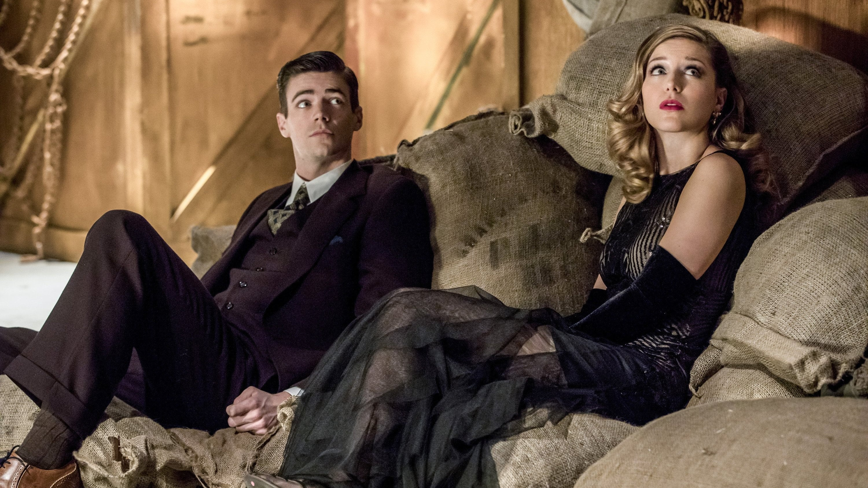 The Flash Season 3 :Episode 17  Duet (II)