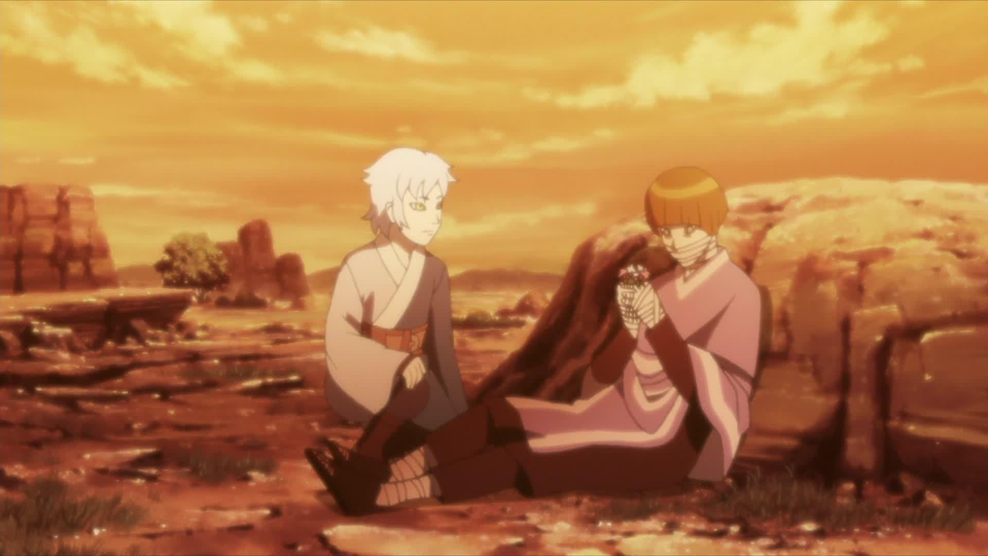 Boruto: Naruto Next Generations Season 1 :Episode 80  Mitsuki's Friend