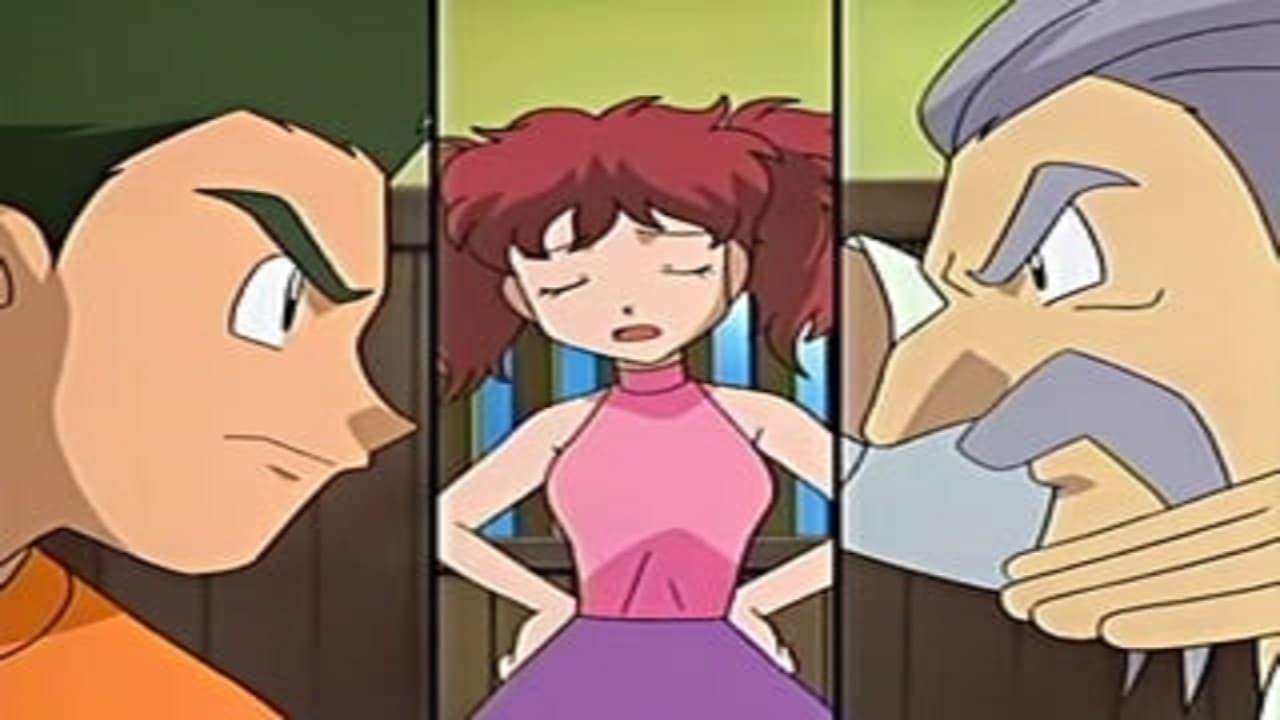 Pokémon Season 8 :Episode 53  Pasta La Vista