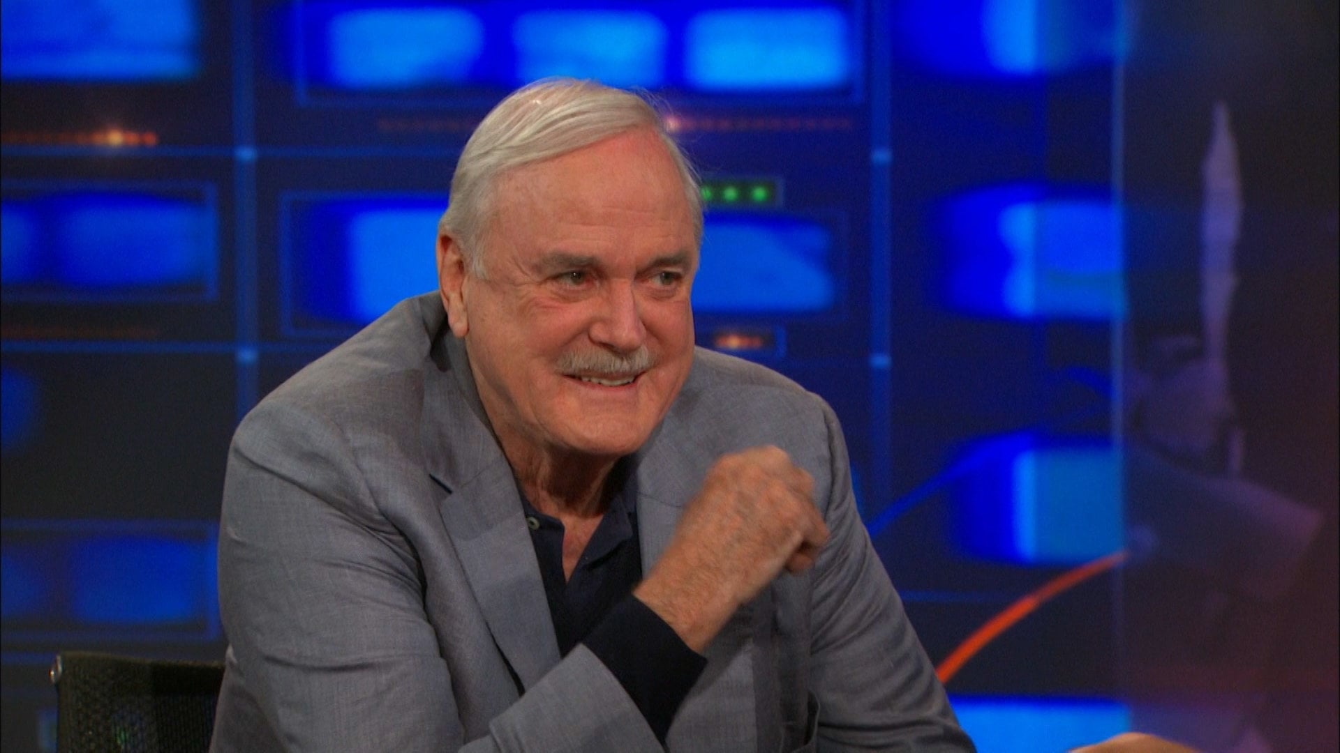 The Daily Show with Trevor Noah Season 20 :Episode 19  John Cleese