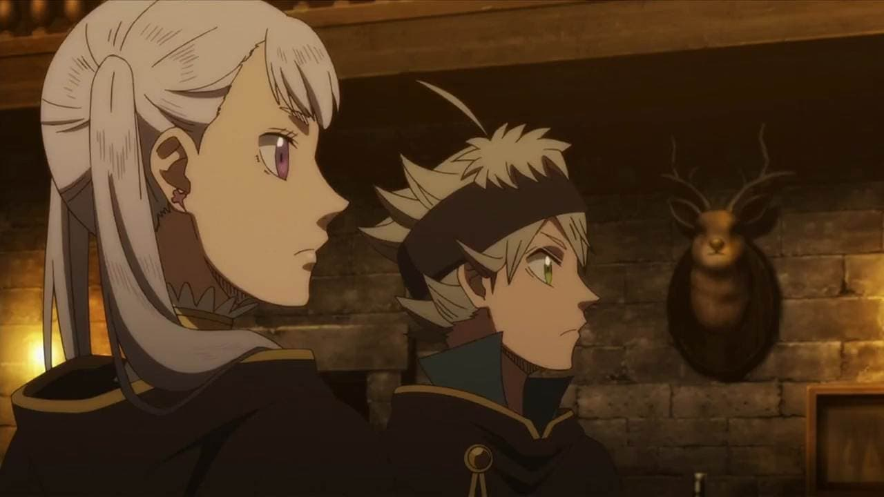Black Clover - Season 1 Episode 8 : La primera misión
