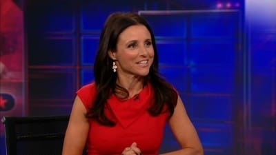 Season 17 :Episode 89  Julia Louis-Dreyfus
