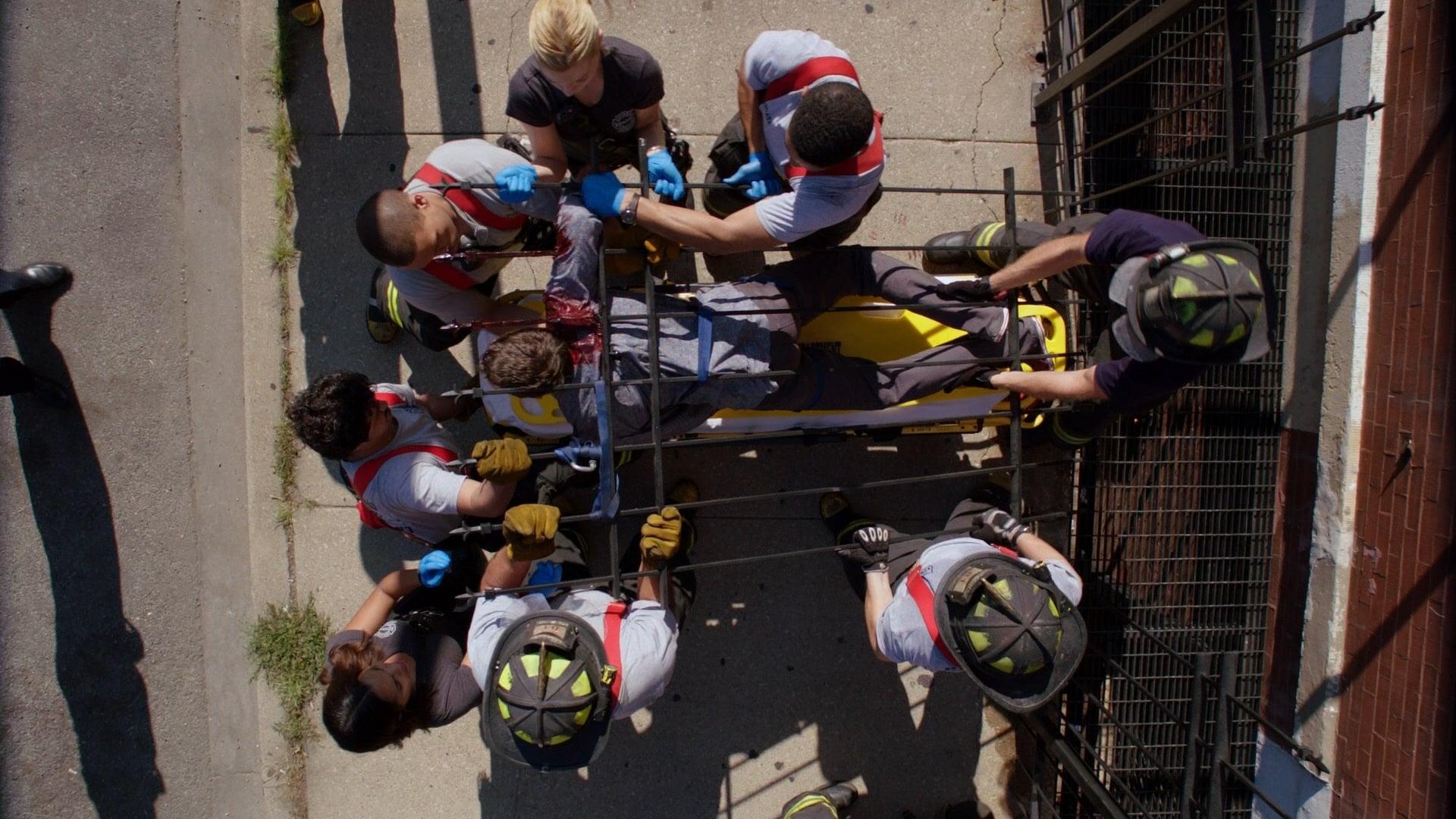 Chicago Fire Season 1 :Episode 3  Professionelle Höflichkeit