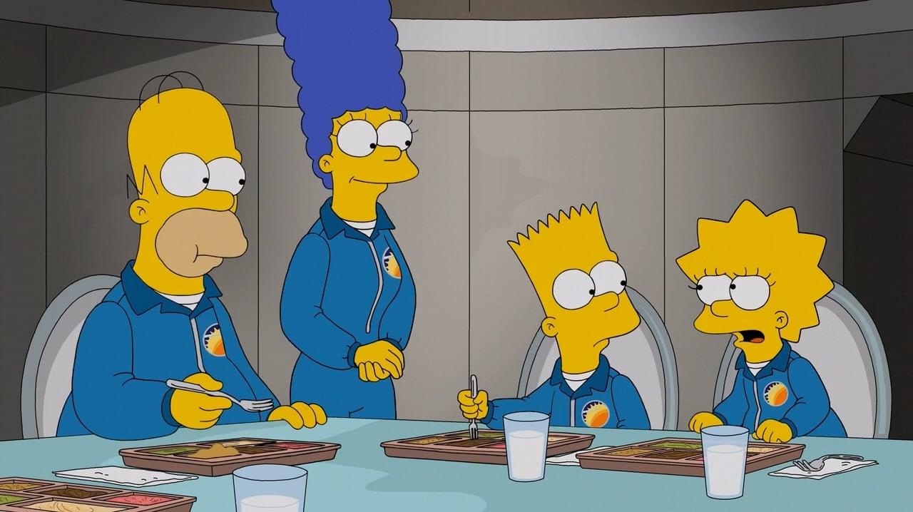 Die Simpsons Season 27 :Episode 16  Die Marge-Ianer