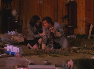Twin Peaks Season 2 :Episode 13  Checkmate
