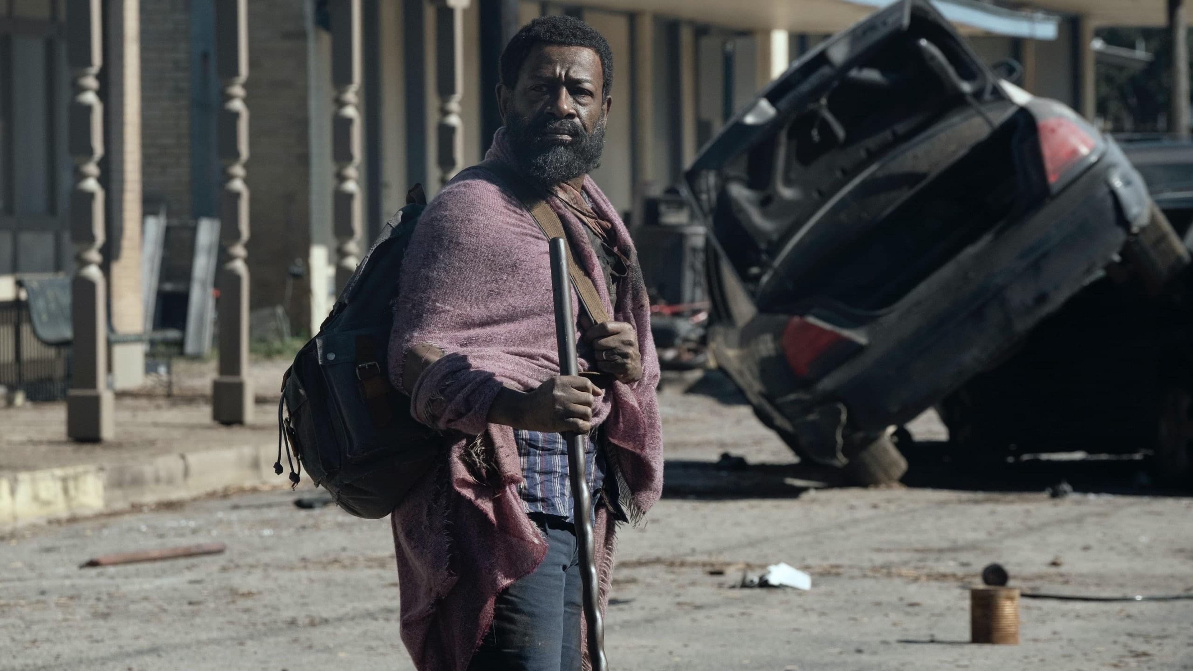 Fear the Walking Dead - Season 6 Episode 1 : The End Is the Beginning