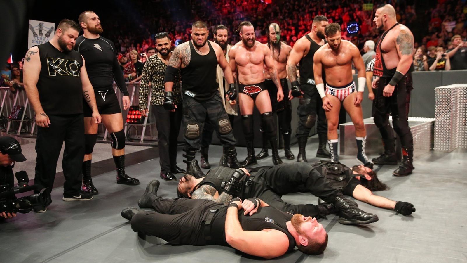 WWE Raw Season 26 :Episode 36  September 3, 2018 (Columbus, OH)