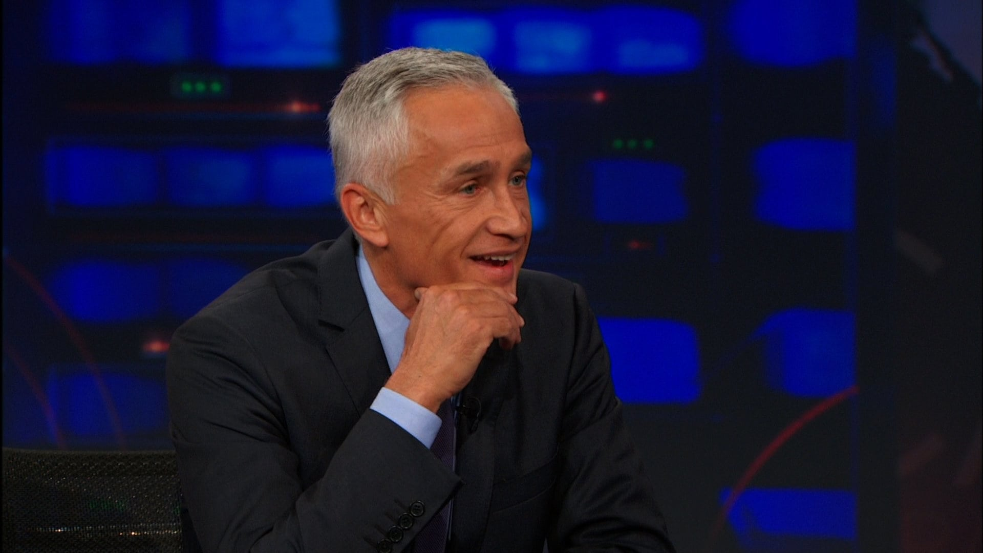 The Daily Show with Trevor Noah Season 19 :Episode 32  Jorge Ramos