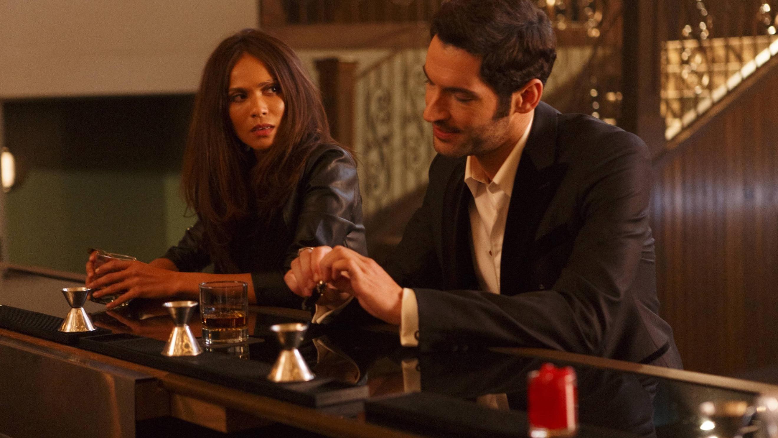 Lucifer Season 1 :Episode 11  St. Lucifer