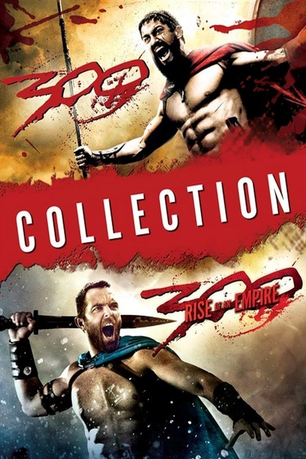 all movies from 300 collection saga are on movies film