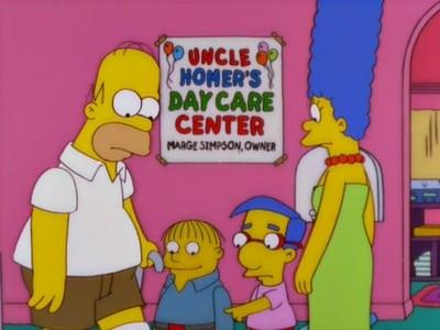 Die Simpsons Season 12 :Episode 20  Der Schwindler und seine Kinder