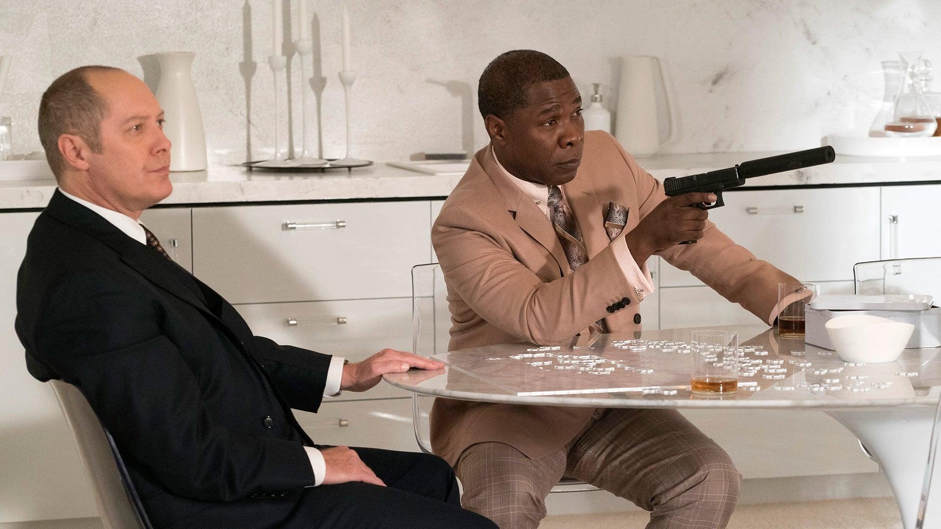 The Blacklist Season 4 :Episode 10  The Forecaster