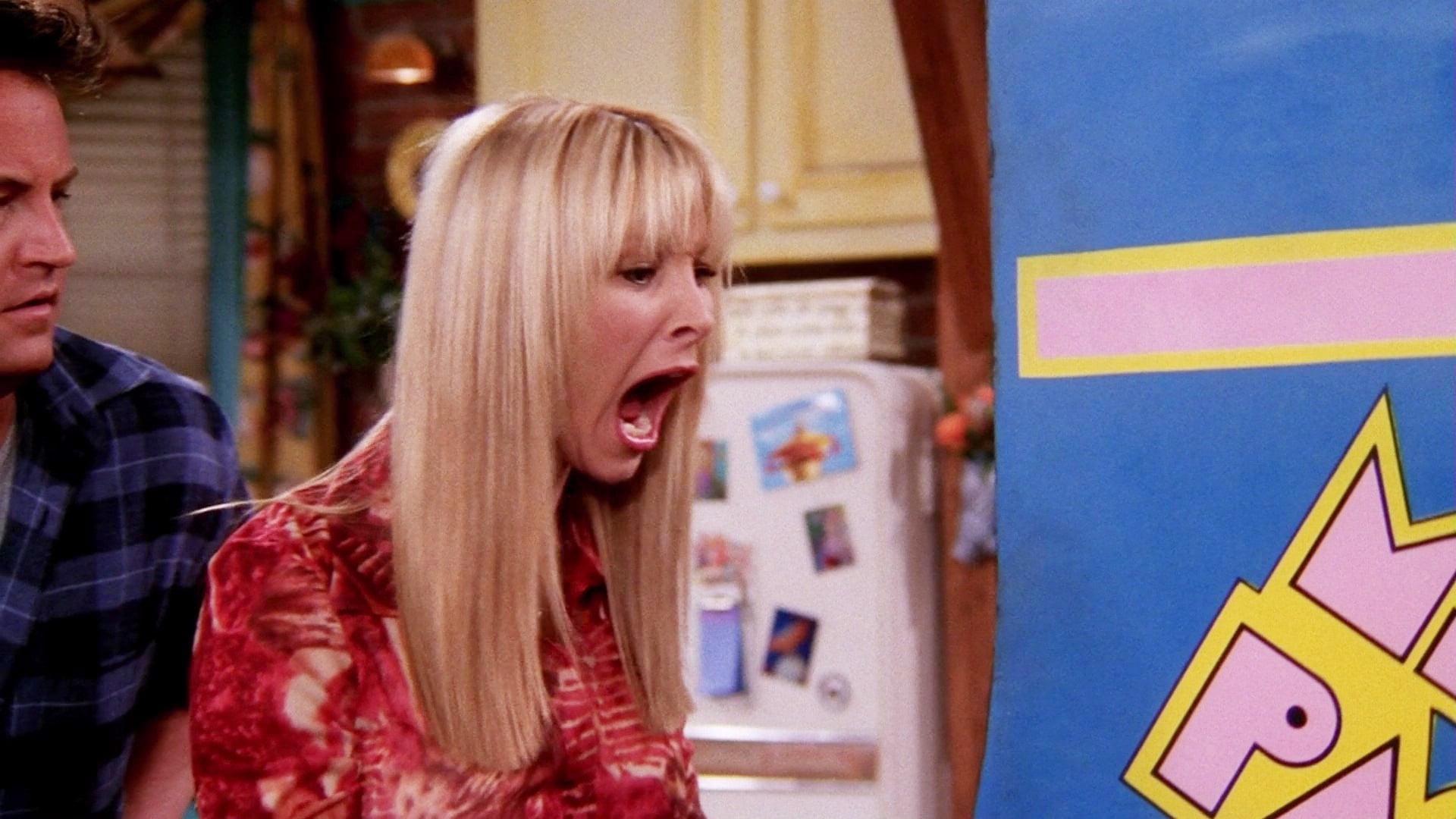 Season 8 :Episode 12  The One Where Joey Dates Rachel