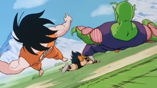 Dragon Ball Z Kai Season 1 :Episode 3  A Life or Death Battle! Goku and Piccolo's Desperate Attack