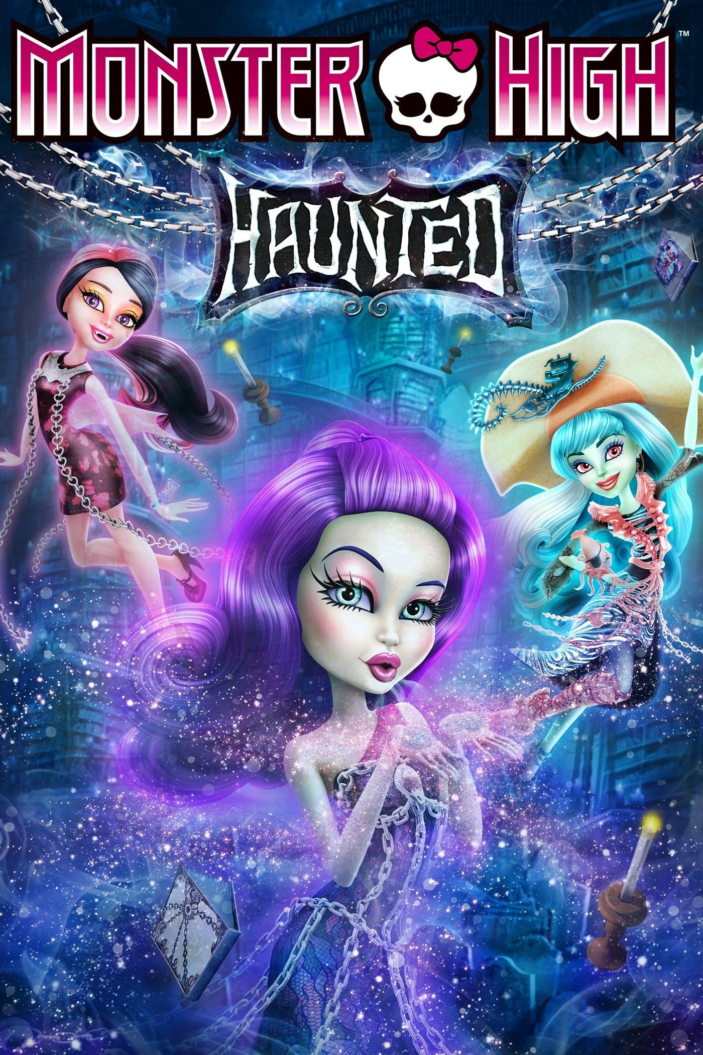 Monster High: Haunted (2015) • movies.film-cine.com