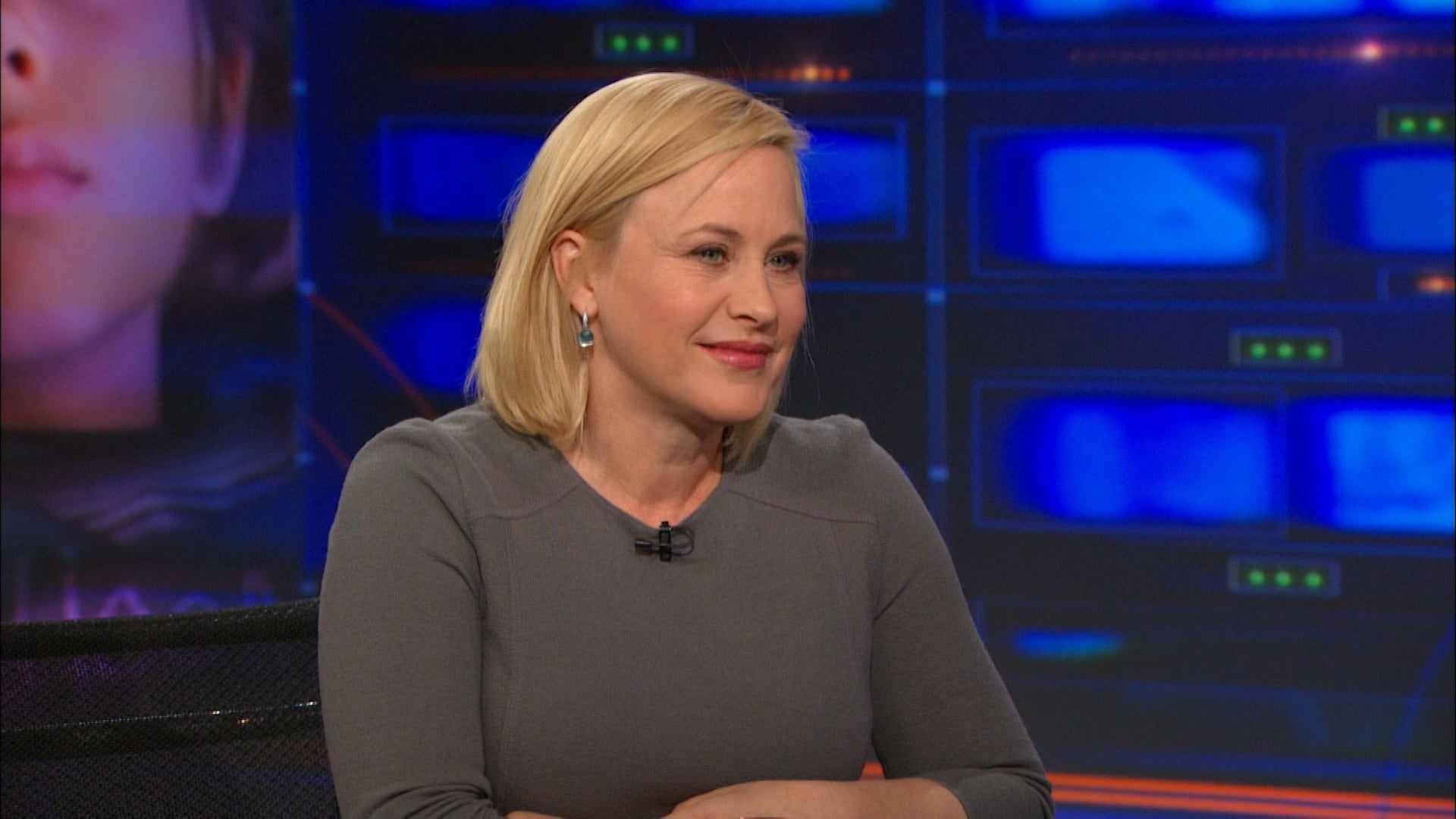 The Daily Show with Trevor Noah Season 20 :Episode 61  Patricia Arquette