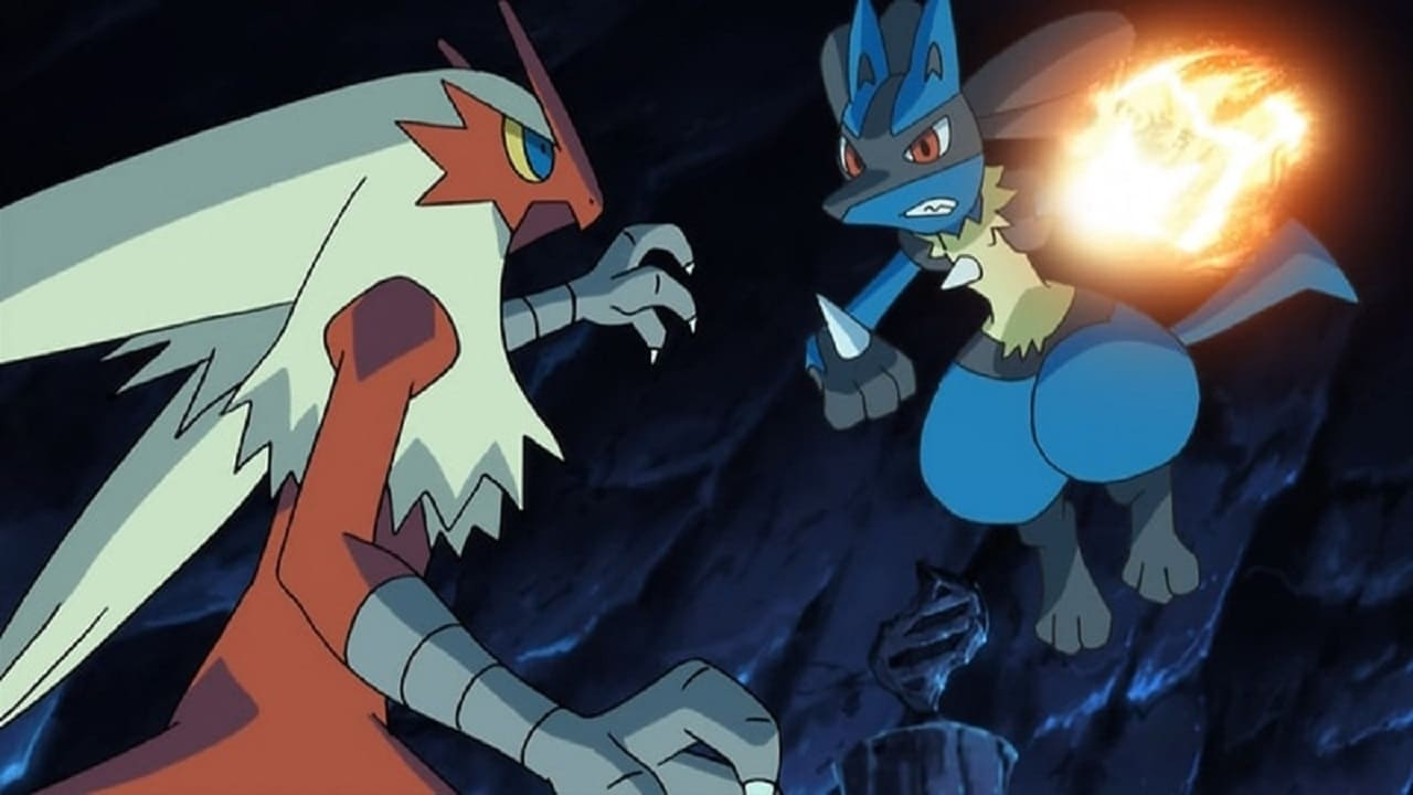 Pokémon Season 17 :Episode 31  The Aura Storm!