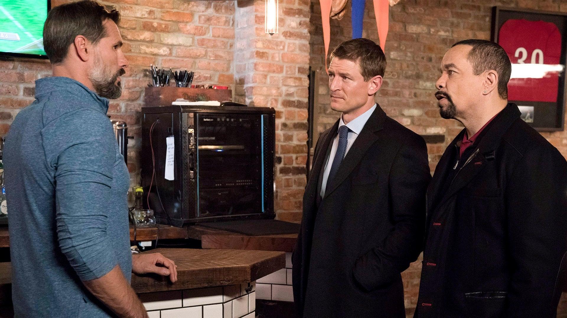 Law & Order: Special Victims Unit Season 20 :Episode 9  Mea Culpa