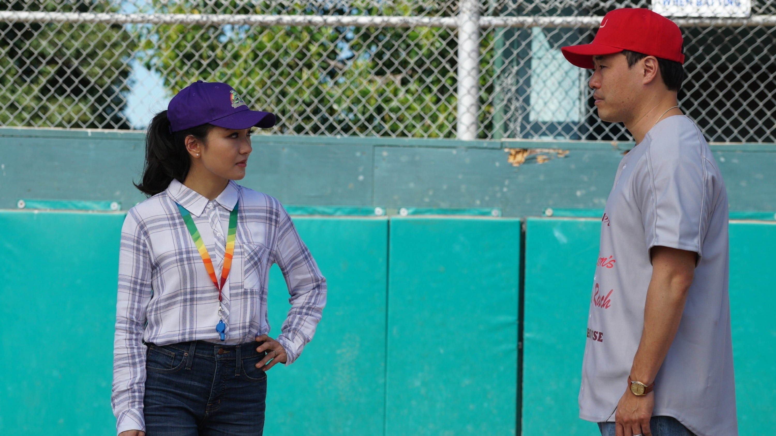 Fresh Off the Boat Season 4 :Episode 6  A League of Her Own