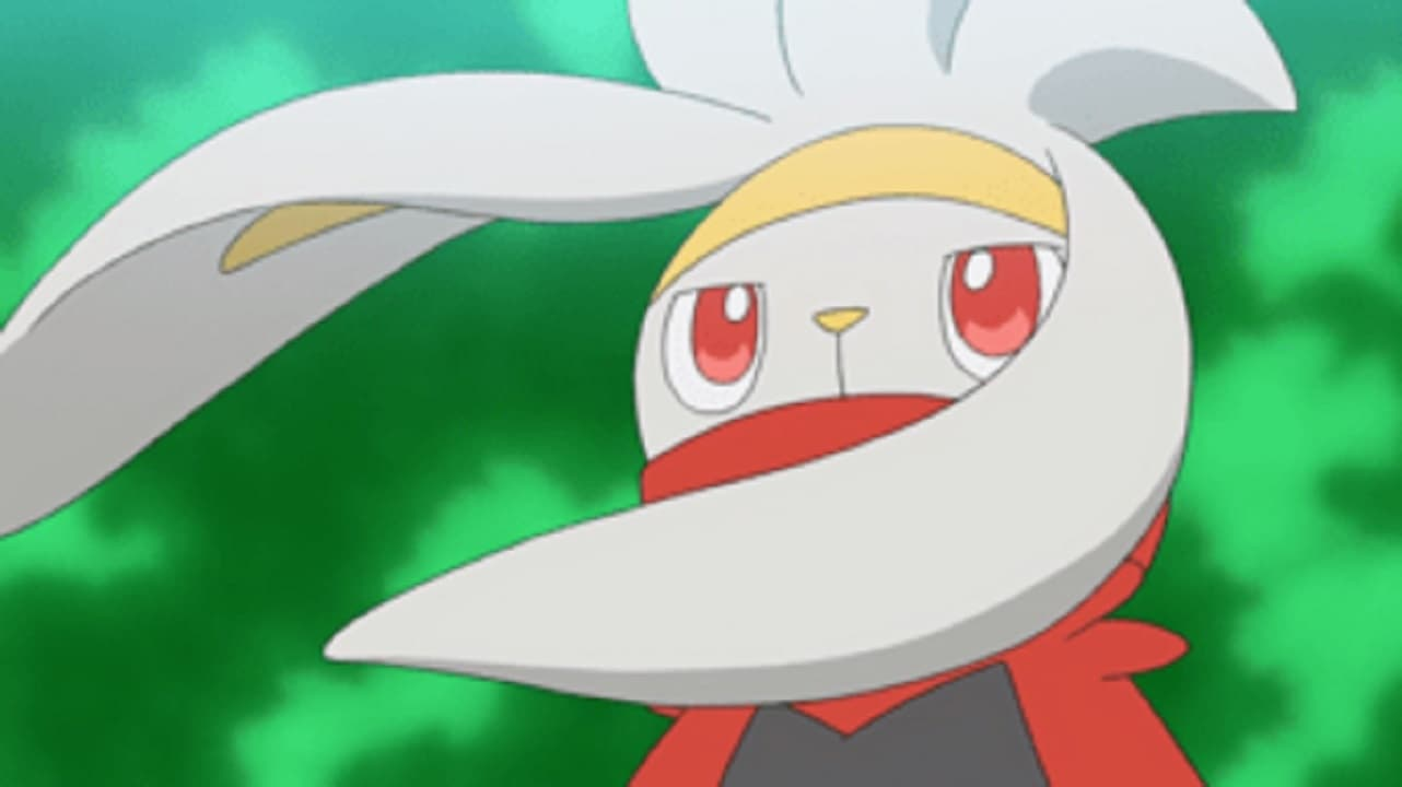 Pokémon Season 23 :Episode 22  Goodbye, Friend!