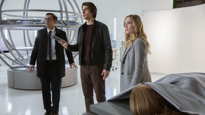 DC's Legends of Tomorrow Season 3 :Episode 16  I, Ava