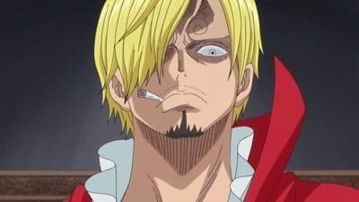 One Piece Season 19 :Episode 807  A Heartbreaking Duel! Duel - Luffy vs. Sanji - Part 1