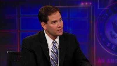 Season 17 :Episode 119  Marco Rubio