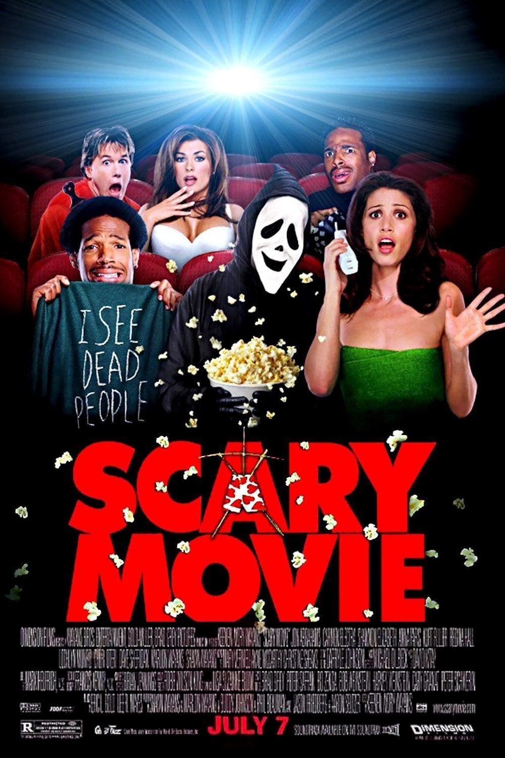 scary movie 1 ganzer film deutsch