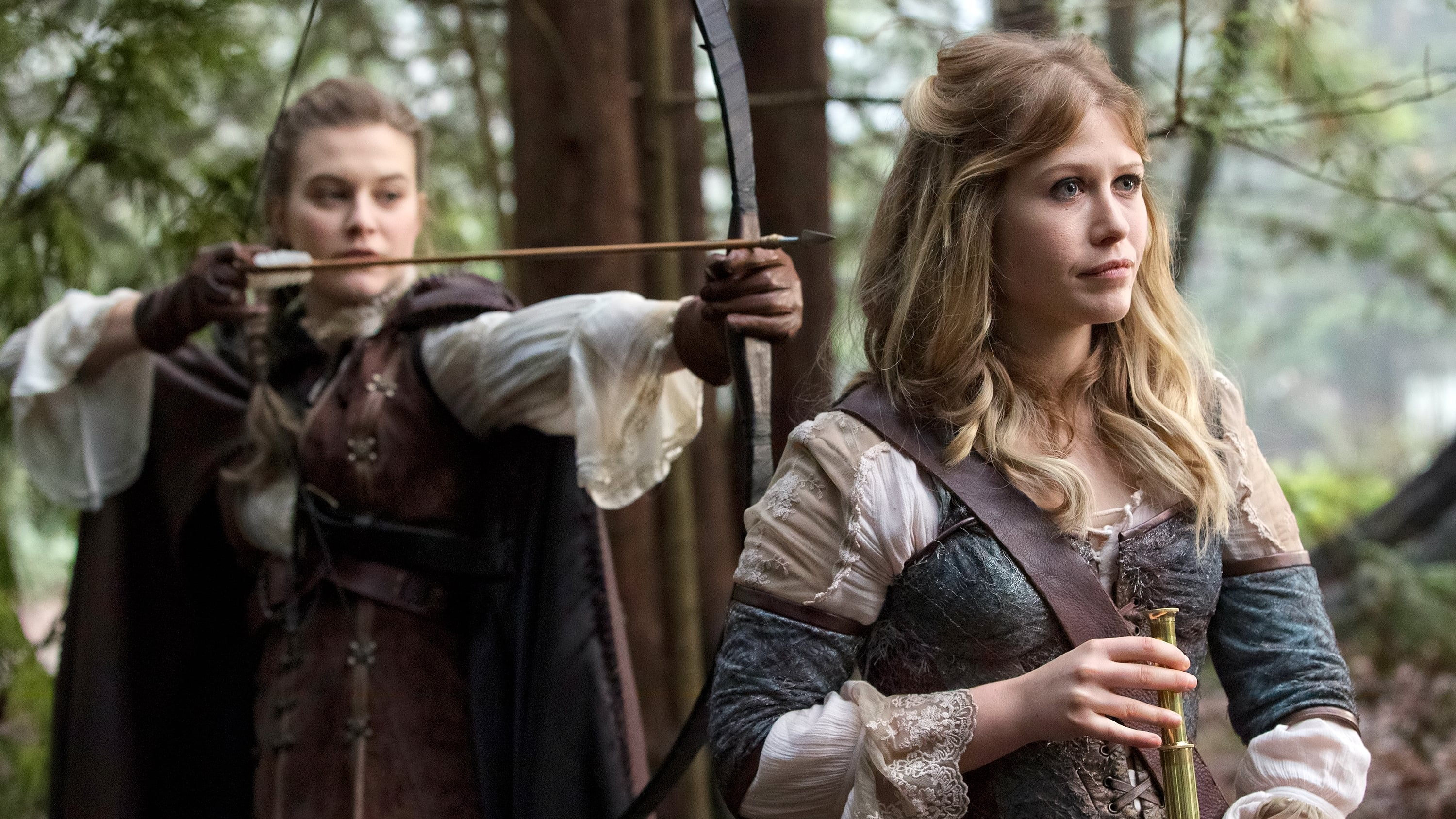 Once Upon a Time Season 7 :Episode 14  The Girl in the Tower