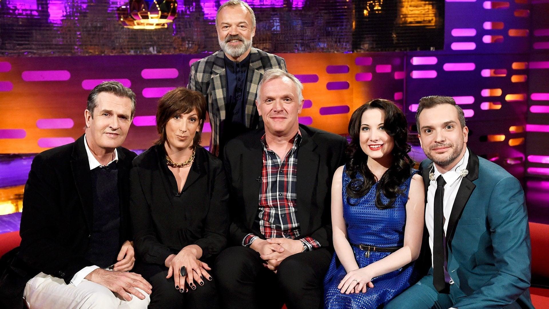 The Graham Norton Show Season 17 :Episode 5  Miranda Hart, Rupert Everett, Electro Velvet