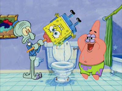 SpongeBob SquarePants Season 4 :Episode 15  Krusty Towers