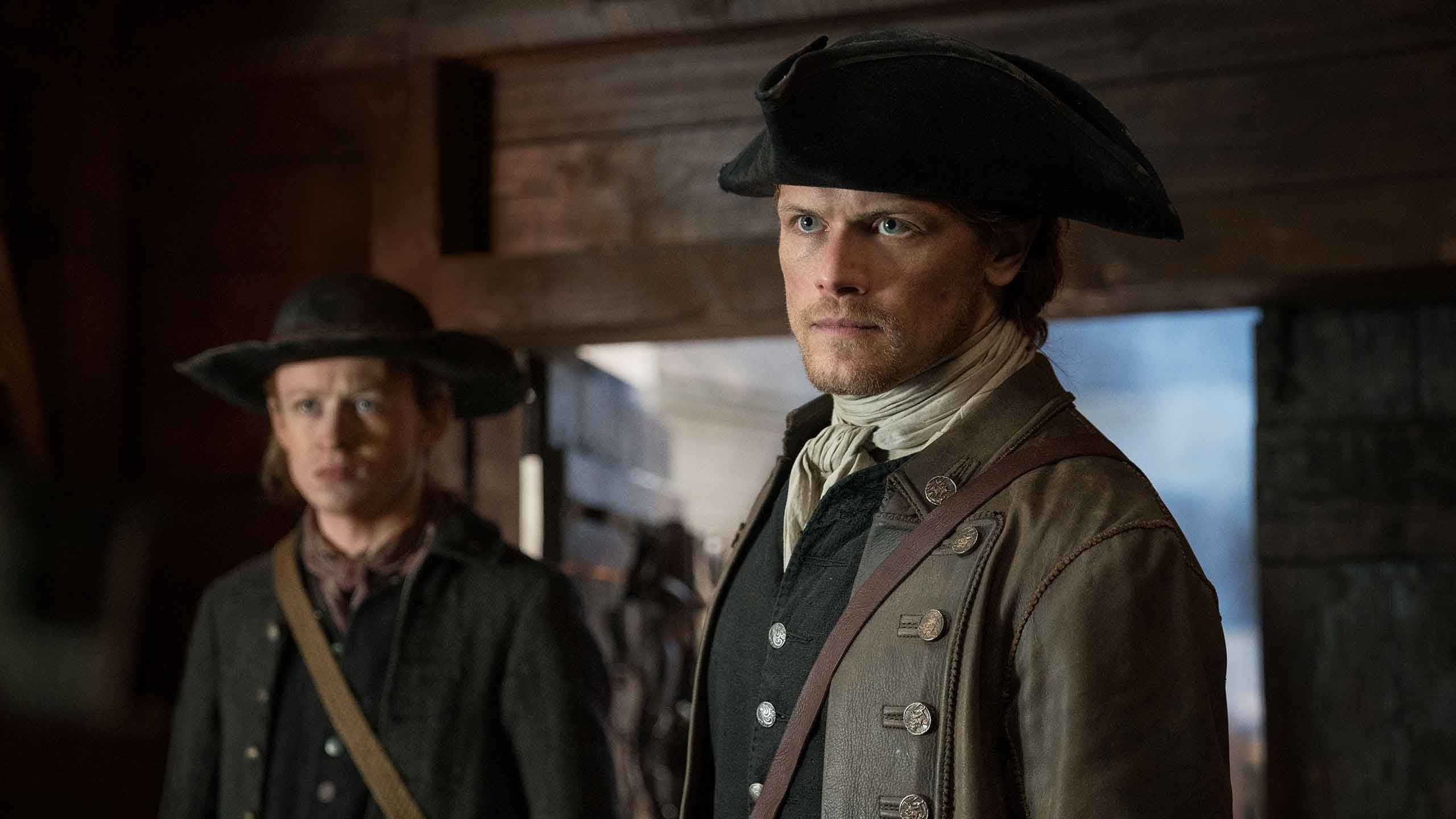 Outlander Season 4 :Episode 5  Savages