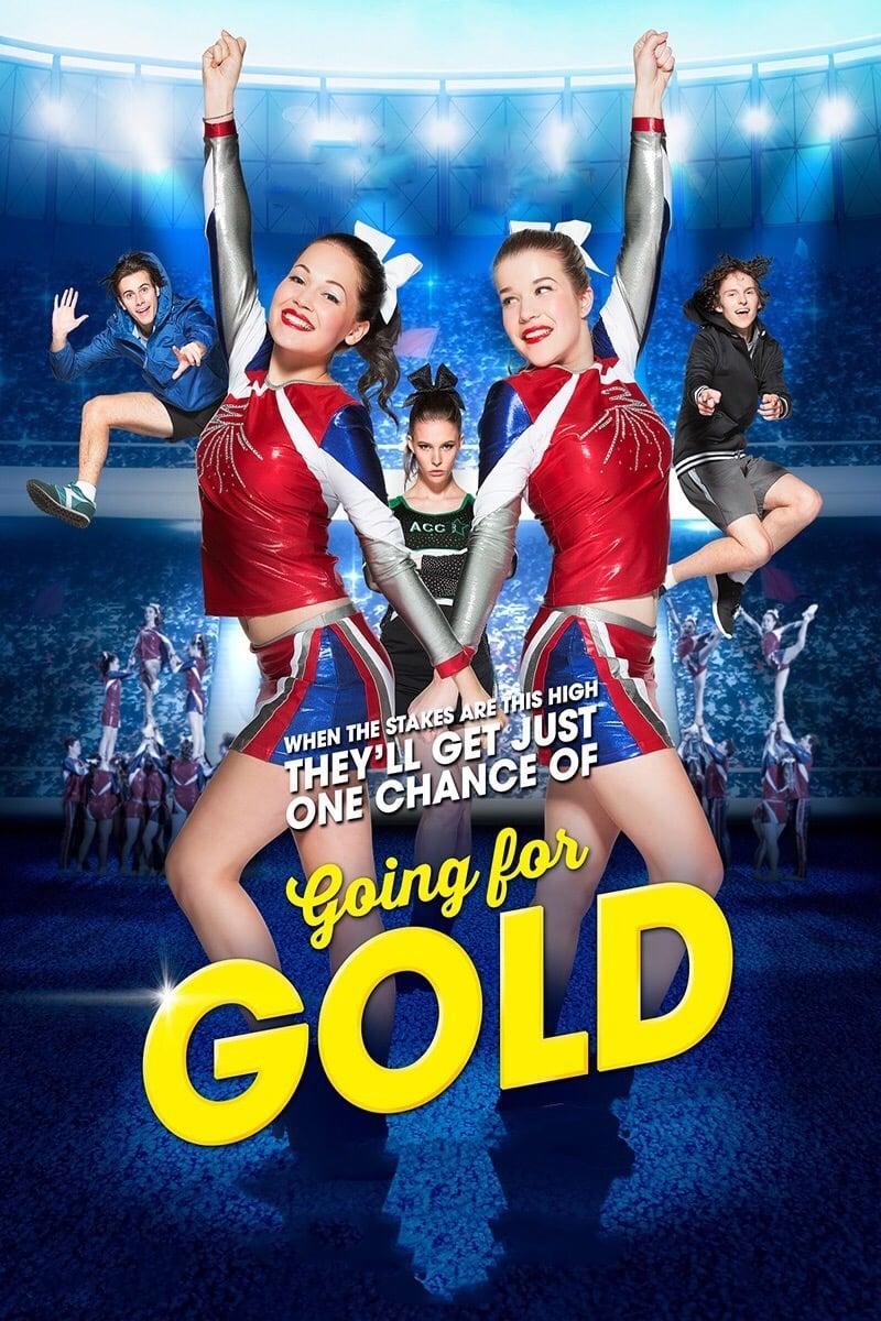 Póster Las chicas del oro