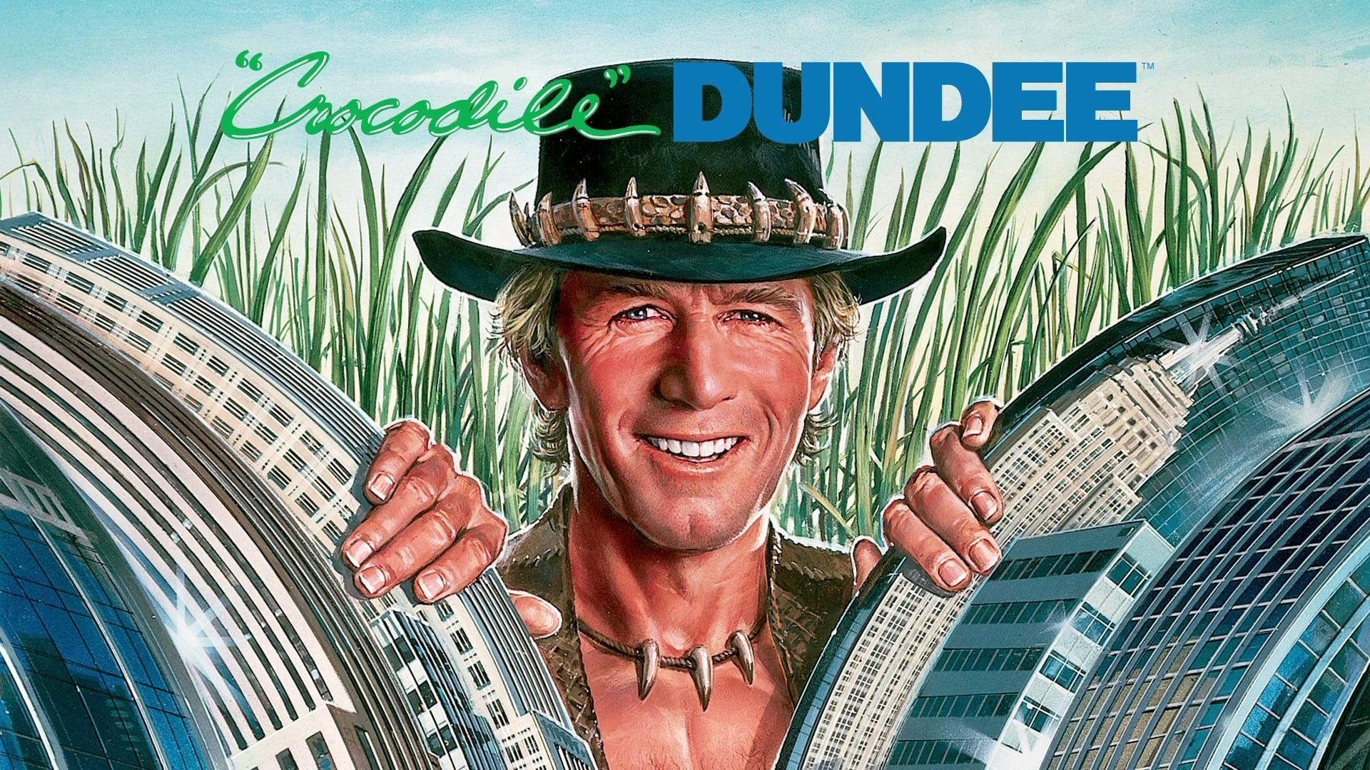 crocodile dundee Michael j crocodile dundee (alias mick) is an australian crocodile hunter he's the husband of sue charlton and the father of michael mikey dundee he is portrayed by none other than paul hogan supposedly dundee was born in a cave within the australian outback where he was found and raised.