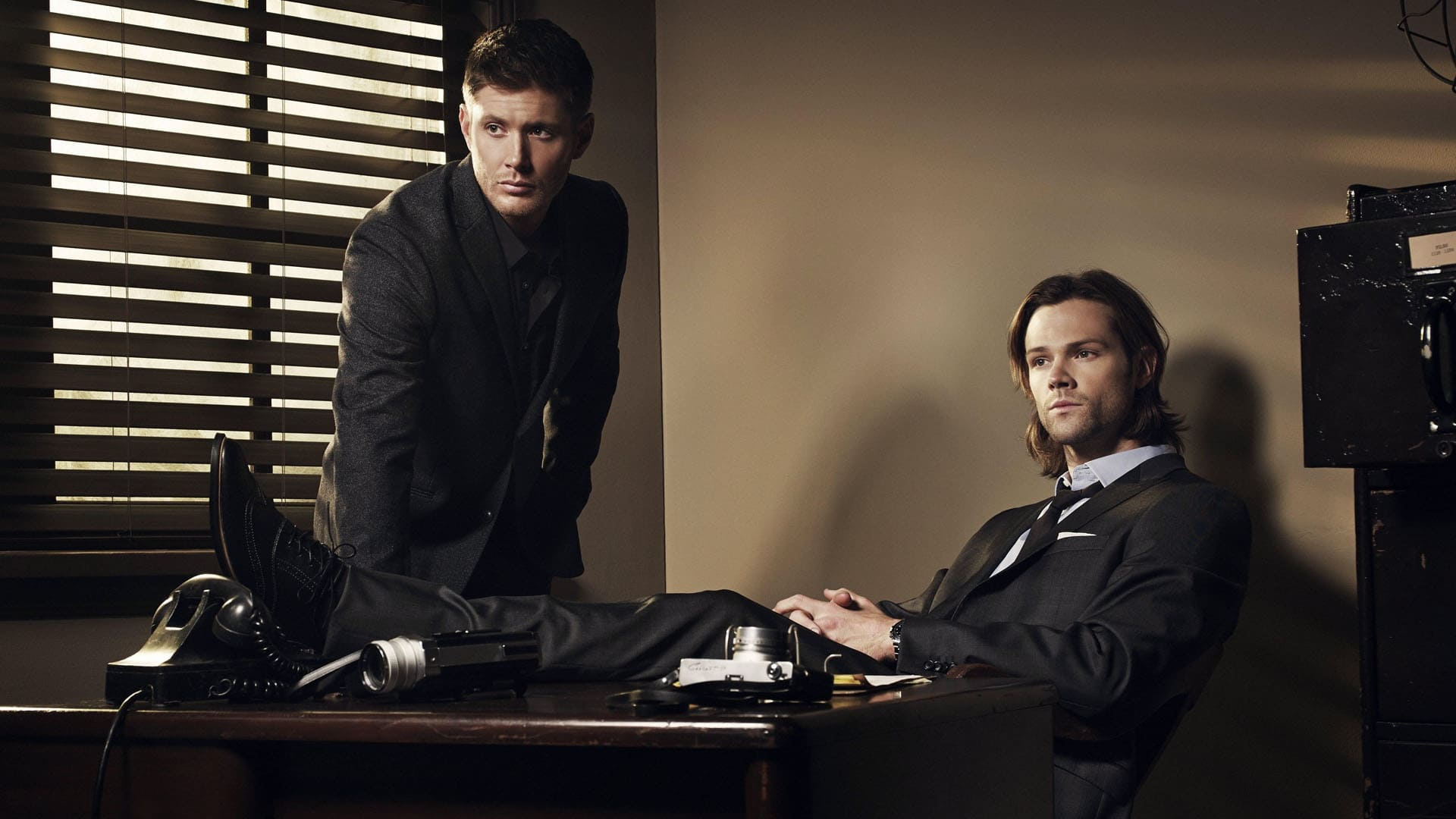 Supernatural - Season 12 Episode 3 The Foundry