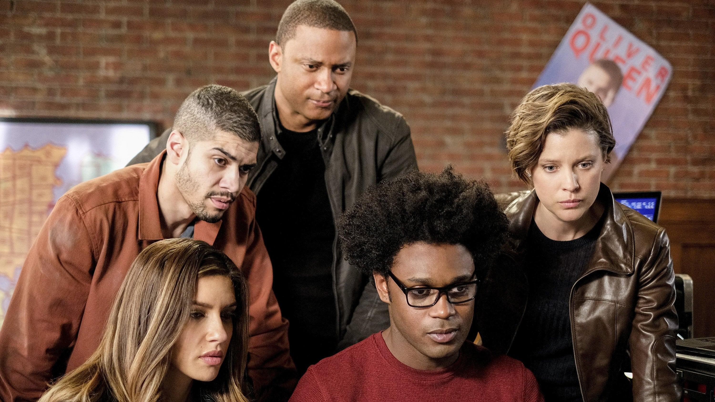 Season 5 :Episode 20  Underneath