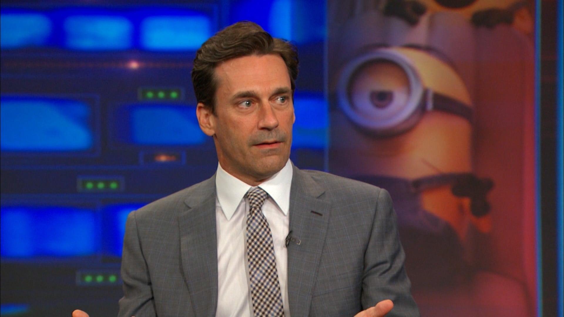 The Daily Show with Trevor Noah Season 20 :Episode 128  Jon Hamm