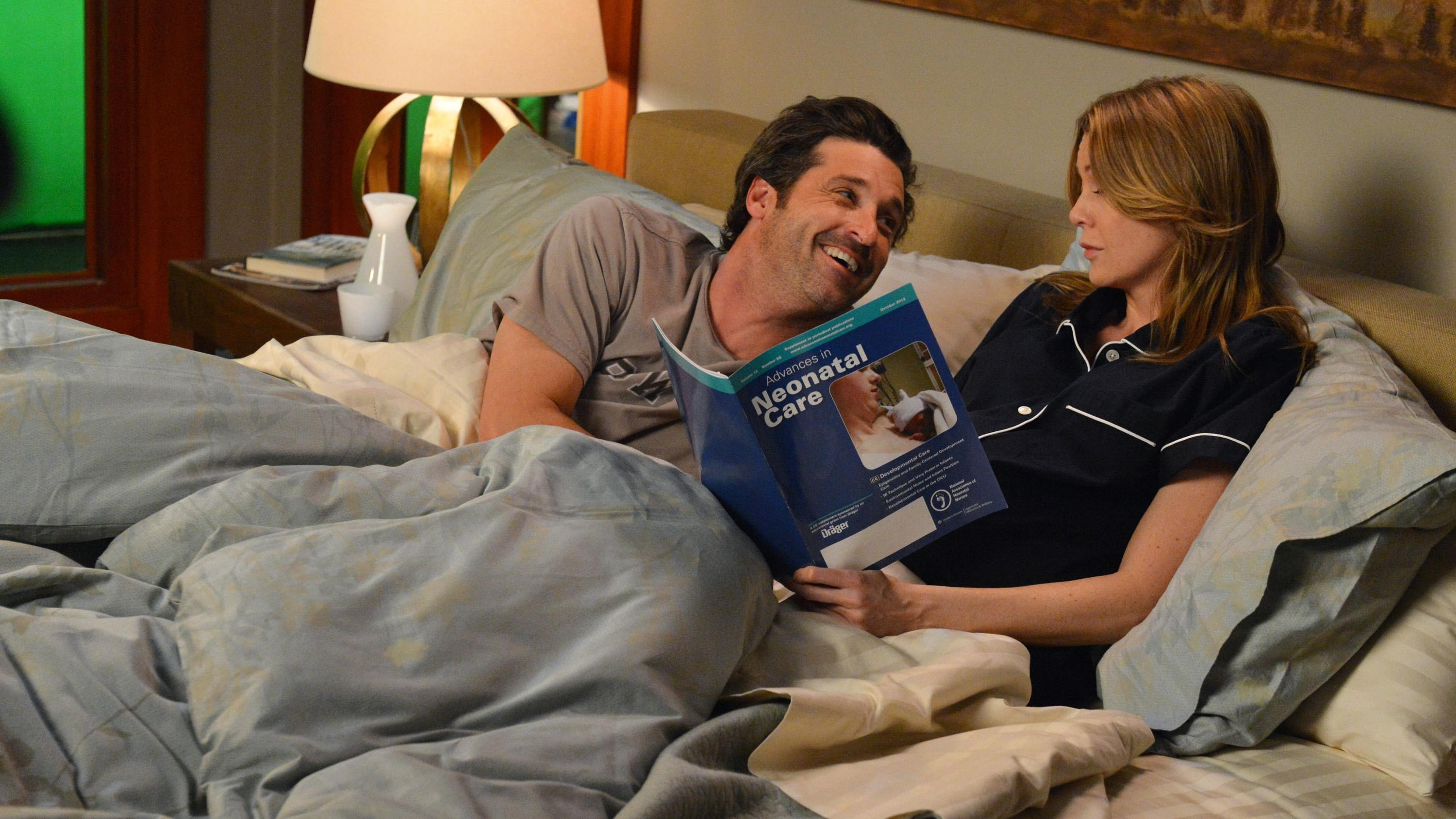 Grey's Anatomy Season 9 :Episode 18  Der Lodox
