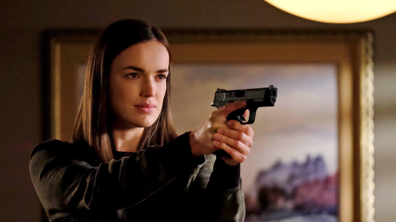 Marvel's Agents of S.H.I.E.L.D. Season 4 :Episode 20  Ade, du schnöde Welt!