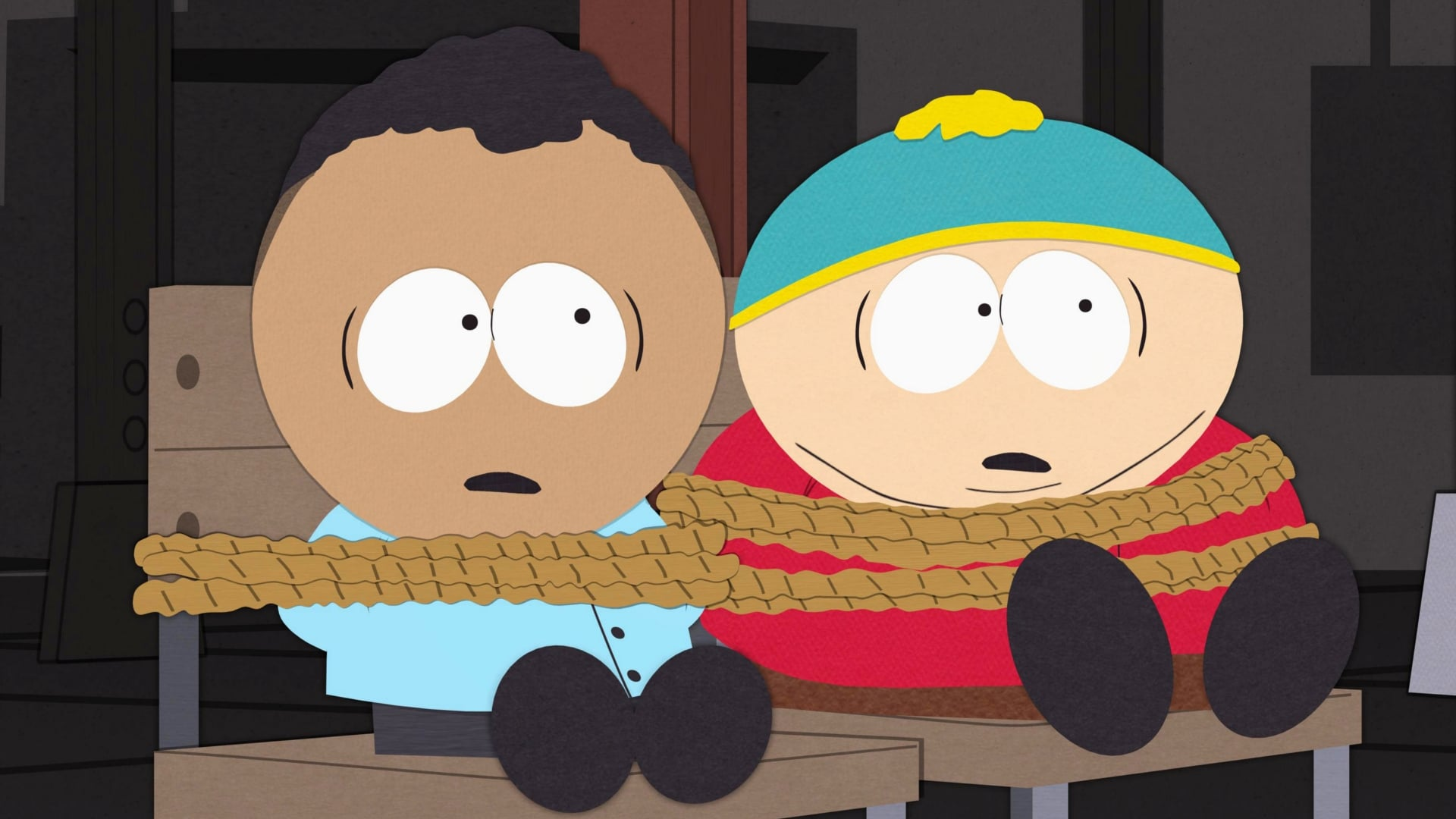 Old fashioned south park 23
