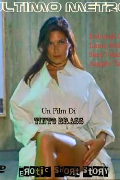 Poster di senso 45 (2001), un film di tinto brass con gabriel garko, anna galiena, simona borioni, antonio salines