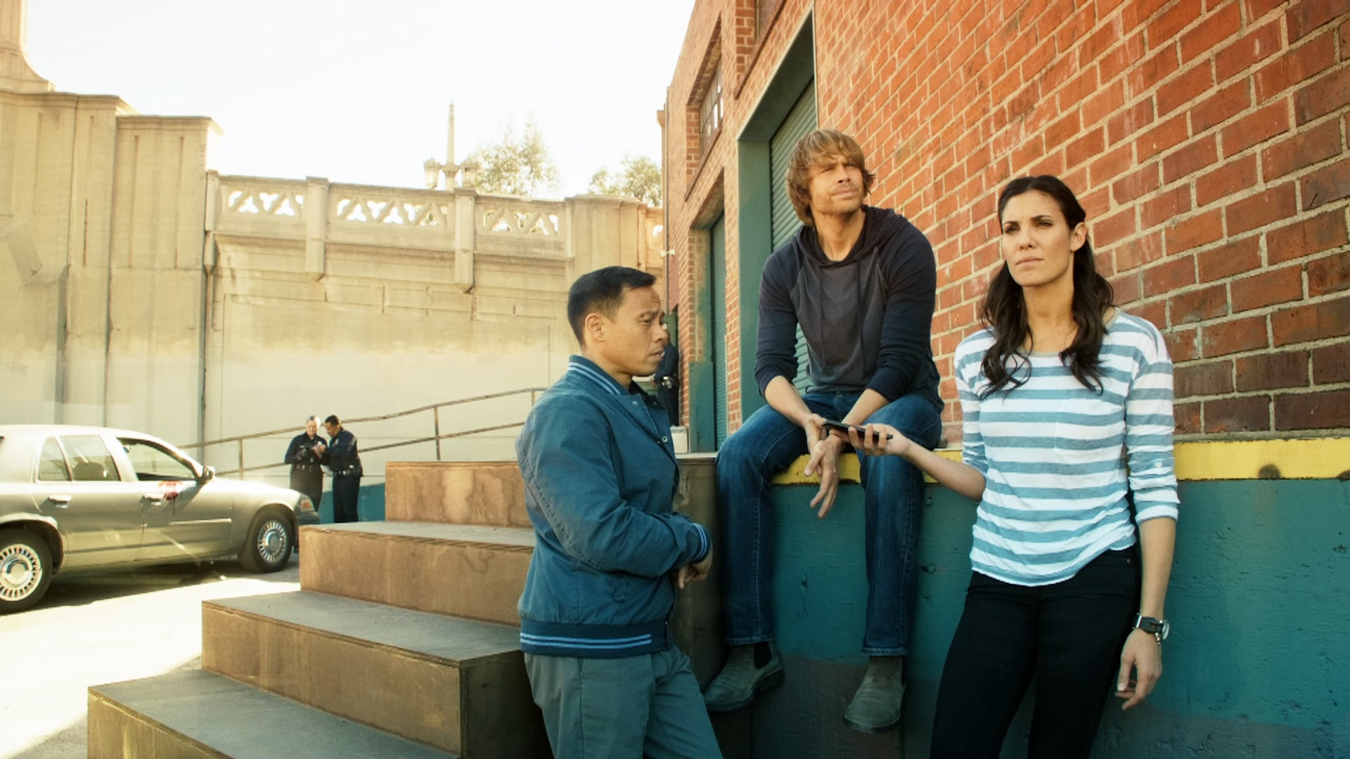 NCIS: Los Angeles Season 6 :Episode 16  Expiration Date