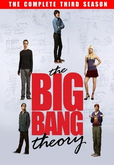 The Big Bang Theory Saison 3