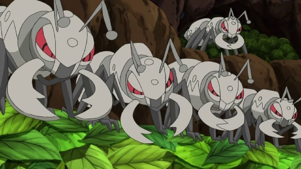 Pokémon Season 15 :Episode 26  Battling the Leaf Thieves!