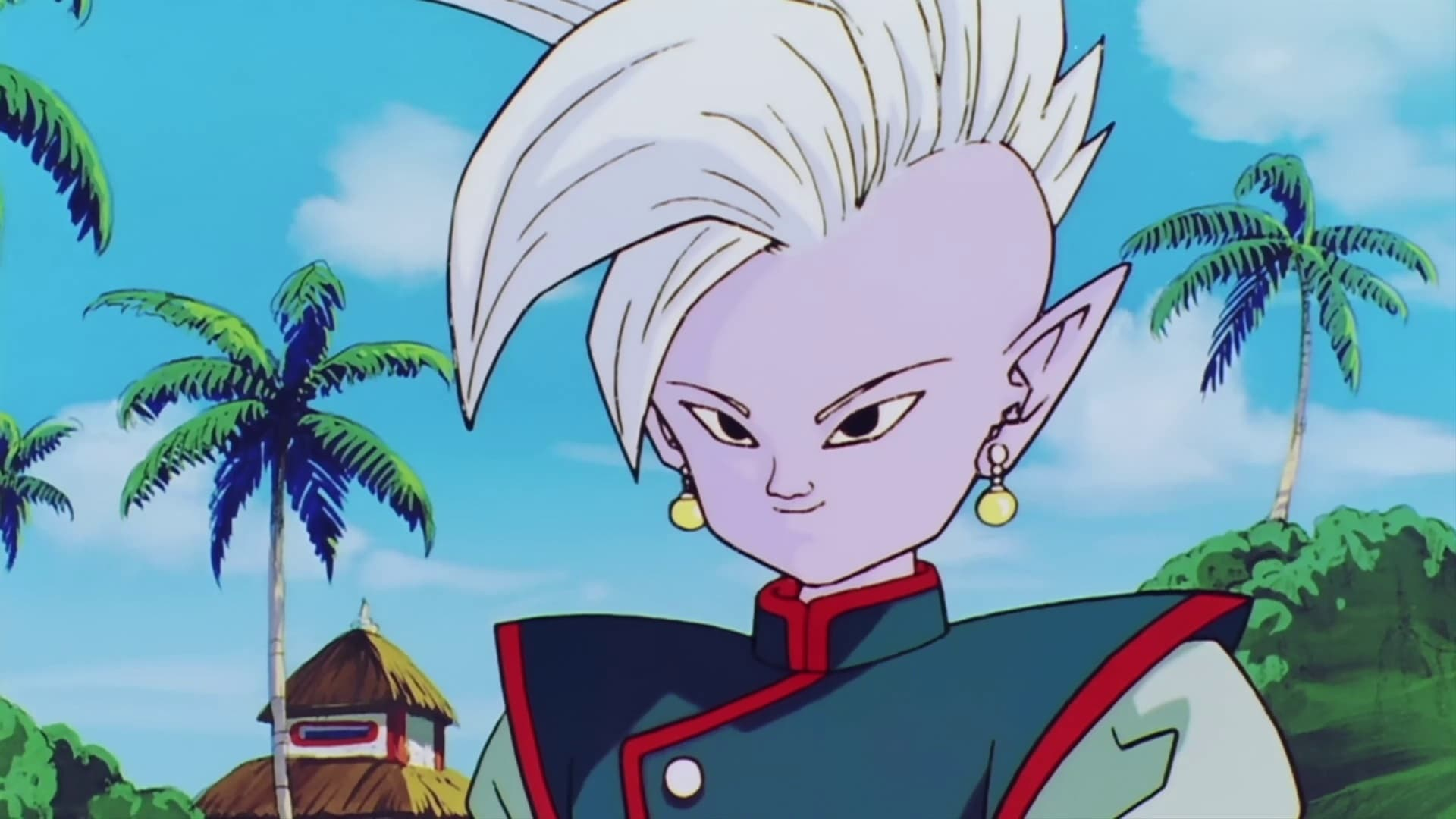 Dragon Ball Z Kai Season 5 :Episode 6  Restless Foreboding A Mysterious Warrior Appears!