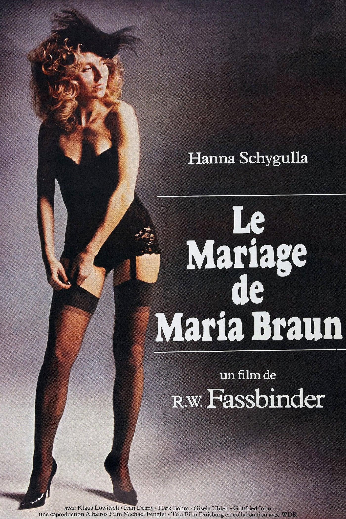 marriage of maria braun Watch the marriage of maria braun online the marriage of maria braun the 1979 movie reviews, trailers, videos and more at yidio.