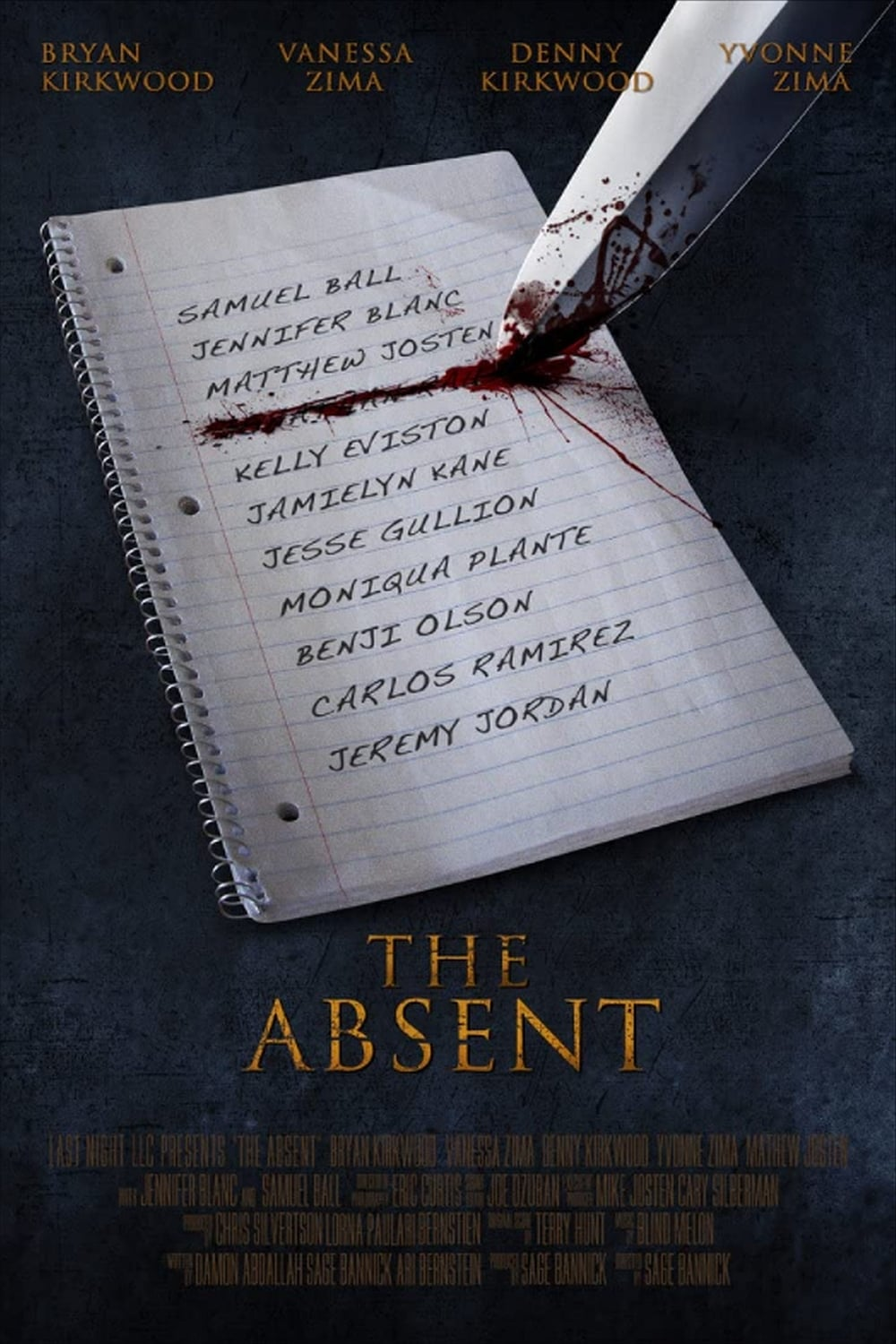 The Absent filmi